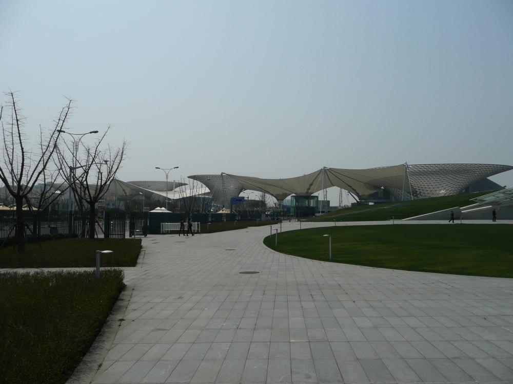Visits: 2010 Expo Site / Shibo Gōngyuan (3/6)