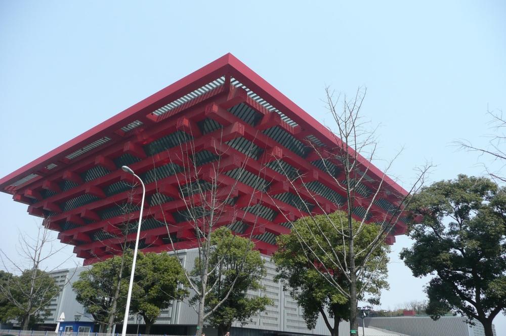 Visits: 2010 Expo Site / Shibo Gōngyuan (1/6)