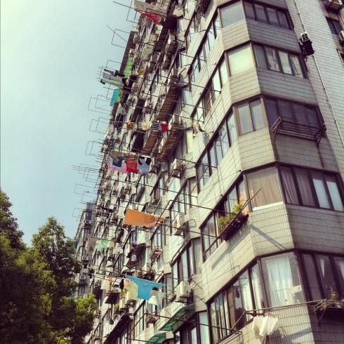 Crazy laundry