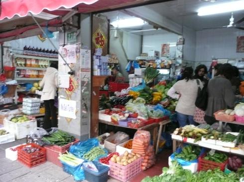 The Avocado Lady's shop