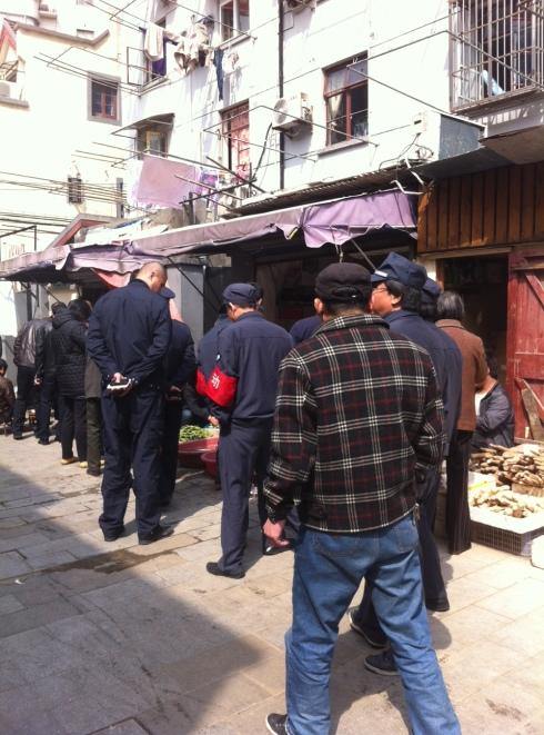 April 2013 - Jiashan Market 2
